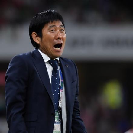 هاجیمه مورییاسو سرمربی ژاپن