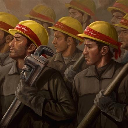 مجموعه نقاشی دیجیتال جشنواره هنر مقاومت /بخش دوم