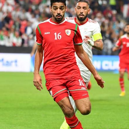 دیدار ایران و عمان