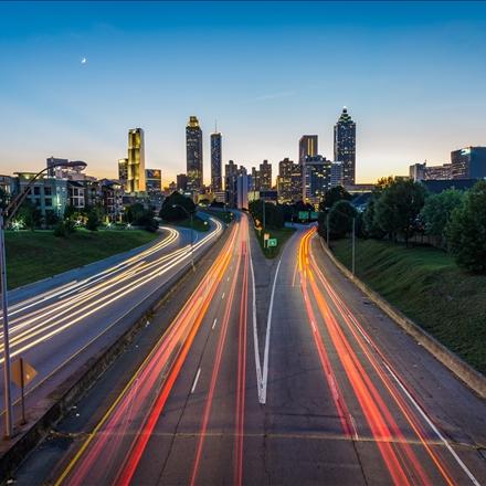 تصویر سرعت در حمل و نقل