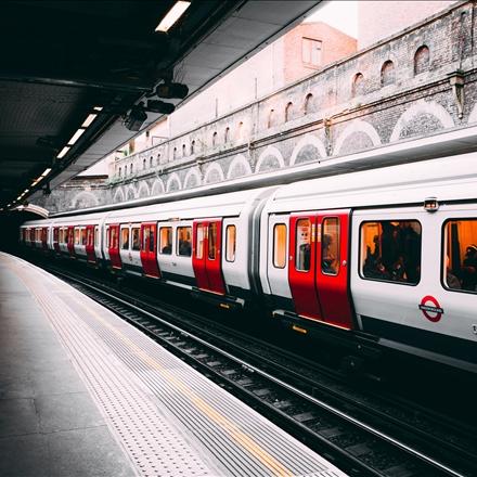 عکاسی از مترو