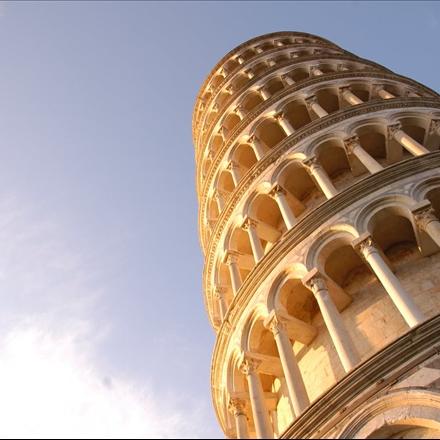 عکس برج پیزا