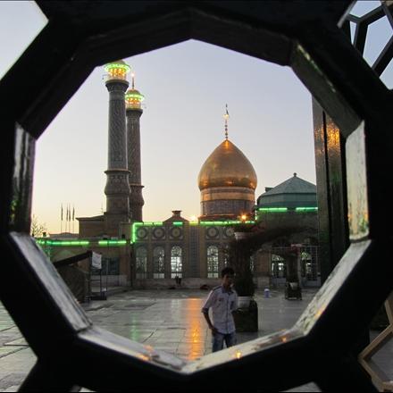 آستان ملکوتی حضرت عبدالعظیم علیه السلام
