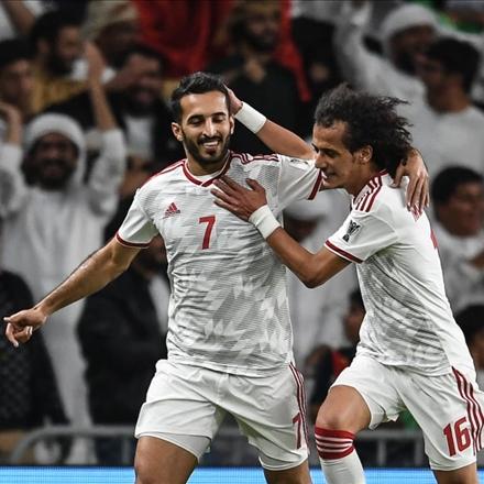 صعود امارات به مرحله نیمه نهایی