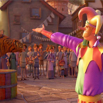 انیمیشن شاهزاده روم