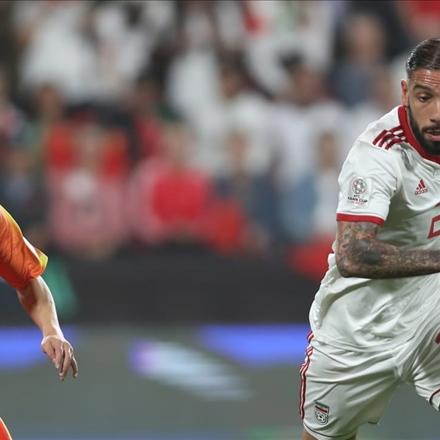 تیم ملی ایران وتیم ملی  چین در جام ملتهای آسیا