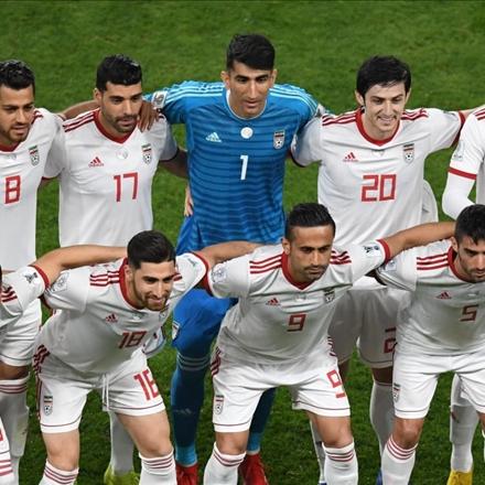 دیدار ایران و چین در جام ملتهای آسیا