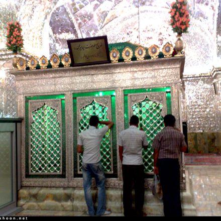 امامزاده سید محمد بن موسی الکاظم علیه السلام عکاس جواد ایزدی