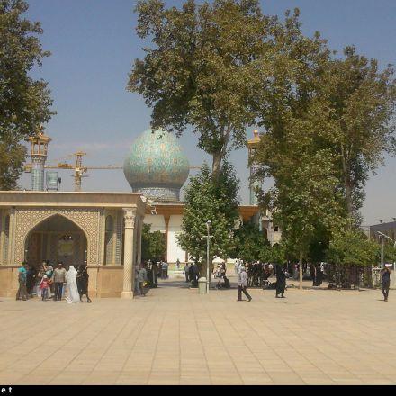 امامزاده سید احمد بن موسی الکاظم شاهچراغ عکاس سعید اخرتی