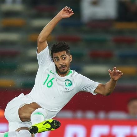 حسین المقهوی بازیکن تیم ملی عربستان