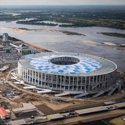 استادیوم ولگوگراد آرنا / volgograd-stadium