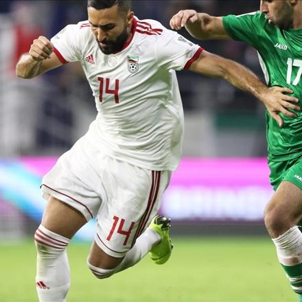 ایران و عراق در جام ملتهای آسیای 2019