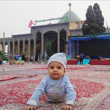 امامزاده سید جعفرمحمد شهر یزد