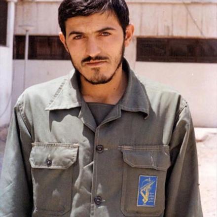تصویر شهید زین الدین