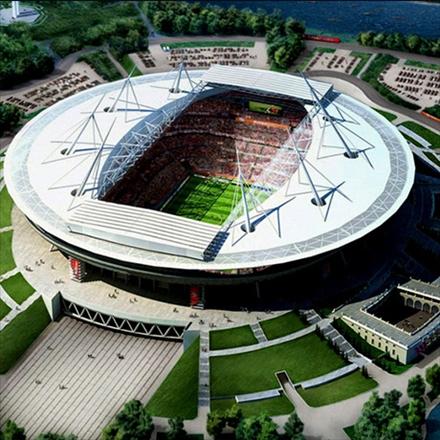 استادیوم سن پترزبورگ/zenit-arena-stadium