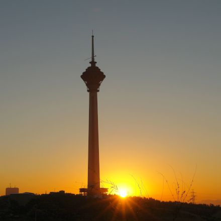 برج میلاد طهران
