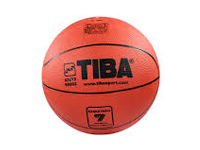 توپ بسکتبال تیبا سایز ۶