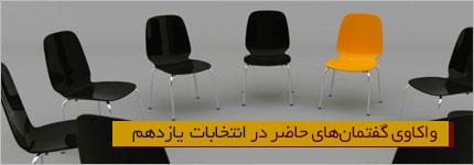 واکاوی گفتمانهای حاضر در انتخابات ریاست جمهوری یازدهم