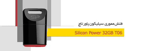 Silicon Power 32GB T06
