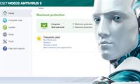 محبوب ترین آنتی ویروس جهان ESET NOD32 Antivirus 5.2.15.1 Final همراه آموزش تنظیمات