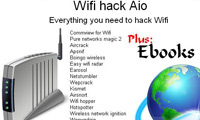 مجموعه برنامه و کتاب برای آشنایی با جلوگیری از هک شبکه های وایرلس