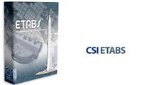 دانلود CSI ETABS 2015 v15.2.0.1295 x86/x64 - نرم افزار تحلیل و طراحی سازه های ساختمانی برای مهندسین عمران