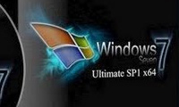 ویندوز 7 آلتیمیت سرویس پک یک 64 بیتی آپدیت نوامبر 2012 Windows 7 Ultimate x64 SP1 Integrated November
