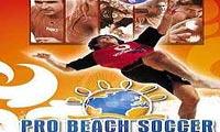 بازی کامپیوتر فوتبال ساحلی Pro Beach Soccer PC Game