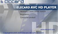پخش فیلم های ضبط شده با Elecard AVC HD Player 5.7.100629 and Portable
