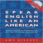 سی دی آموزش زبان انگلیسی Speak english Like An American PDF Book Audio CD