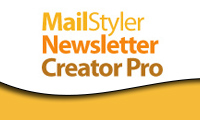 نرم افزار طراحی و ساخت قالب خبرنامه و ایمیل های تبلیغاتیMailStyler Newsletter Creator Pro v1.4.2.0