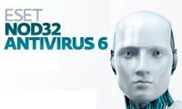 آنتی ویروس نود32 نسخه نهایی 2013 ESET NOD32 Antivirus 6.0.308.0 Final x86/x64