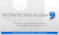 طراحی آسان وب سایت با WYSIWYG Web Builder 9.1.1