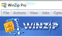 قدیمی ترین و پرطرفدار ترین فشرده ساز دنیا   WinZip Pro 22.0 Build 12670 Win