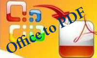 تبدیل فایلهای آفیس به پی دی اف با A-PDF Office to PDF v5.3.0