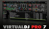 معروفترین نرم افزار دی جی دنیا برای ریمیکس کردن آهنگ Virtual DJ Pro 8.2 Build 3624 Win