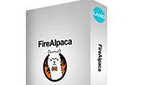 دانلود نرمافزار FireAlpaca 2.1.14 - ویرایش و تبدیل فایلهای تصویری