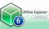 دانلود تمام محتویات یک سایت با MetaProducts Offline Explorer Enterprise 6.7