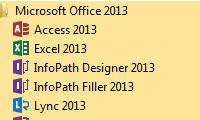آفیس 2013 نسخه نهایی و کامل Microsoft Office Professional Plus 2013 RTM Retail / Volume 15.0.4420.1017 x86 x64