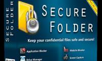 قفل گذاری بر روی پوشه ها و درایو ها با Secure Folder 8.2.0