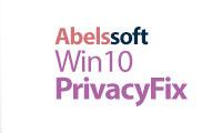 نرم افزار حفظ حریم خصوصی در ویندوز 10 Abelssoft Win10 PrivacyFix v2.1