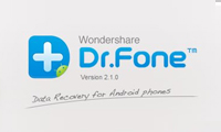بازیابی اطلاعات دستگاه های آندروید – Wondershare Dr.Fone for Android 4.5.0.105