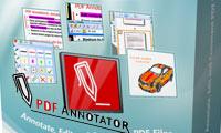 نشانه و علامت گذاری روی فایل های پی دی اف با دانلود PDF Annotator v7.0.0.700