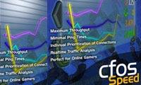 افزایش سرعت اینترنت با cFosSpeed v10.04 Build 2195