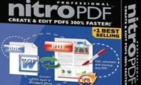 ایجاد و ویرایش فایل های پی دی اف با Nitro PDF Professional 8.0.9.8 Final (x86/x64)