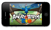 بازی موبایل پرندگان عصبانی نسخه های مختلف برای گوشی های مختلف
