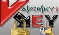 کرک و کلیدهای معتبر محصولات کاسپرسکی KIS و KAV و Pure در تاریخ 26 بهمن ماه 91