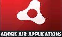 فریم ورک جدید ادوبی برای برنامه نویسی Adobe Air v18.0.0.144
