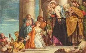 معراج مریم مقدس