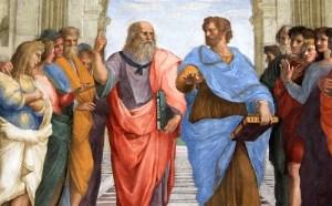 گرایش ضدتاریخی اندیشهی یونانی